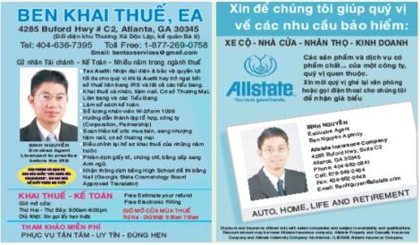 Ben Khai Thue