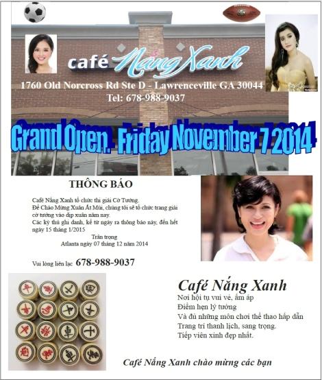 NangXanhCafe