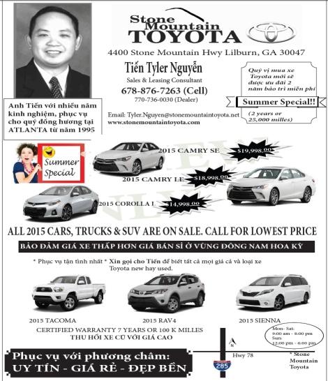 Tien Toyota