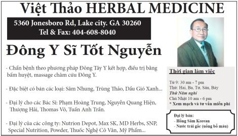 VietThaoHerbalMedicine