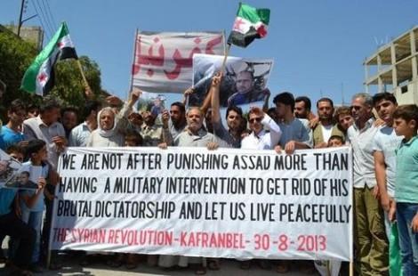 SyriaDemonstration