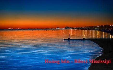 Biloxi Sunset