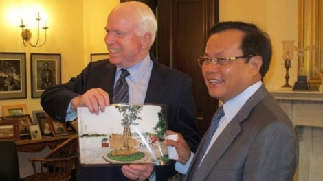 McCain_Gift